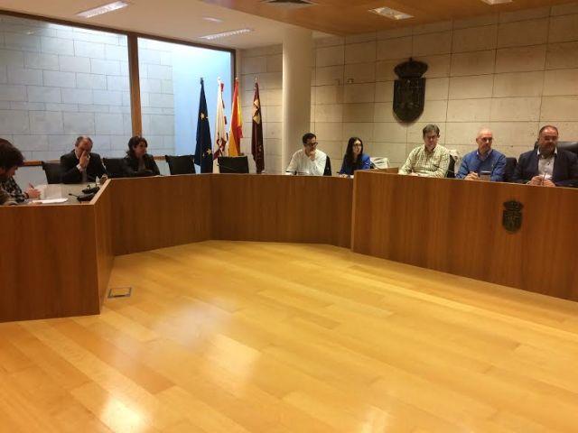 Se re�ne, por vez primera en esta legislatura, la Mesa de Trabajo del Plan General Municipal de Ordenaci�n, Foto 9