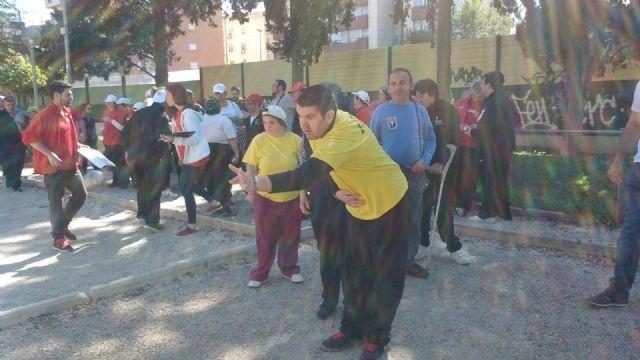 PADISITO ha participado un año m�s en el Torneo Regional de Petanca, Foto 1