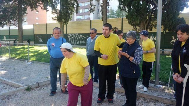 PADISITO ha participado un año m�s en el Torneo Regional de Petanca, Foto 2