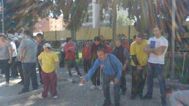 PADISITO ha participado un año m�s en el Torneo Regional de Petanca, Foto 3