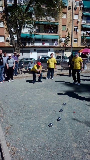 PADISITO ha participado un año m�s en el Torneo Regional de Petanca, Foto 4