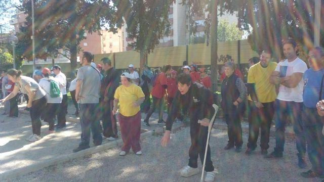 PADISITO ha participado un año m�s en el Torneo Regional de Petanca, Foto 5