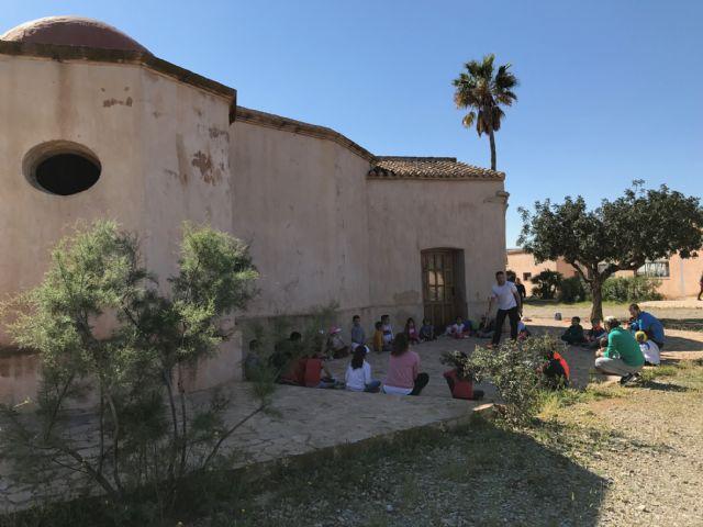 Taller de Serigrafía para niños por el artista Pepe Jiménez en La Ermita de la Colonia - 3, Foto 3