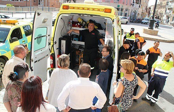 The City Council will acquire an ambulance that will manage Civil Protection to serve the cultural, sporting and social events that take place in this municipality