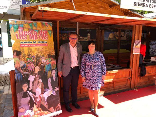 Alhama de Murcia y el Territorio Sierra Espuña participan en la IV Muestra de Turismo Regional - 1, Foto 1