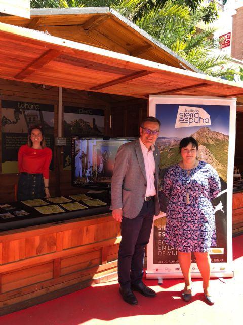 Alhama de Murcia y el Territorio Sierra Espuña participan en la IV Muestra de Turismo Regional - 3, Foto 3