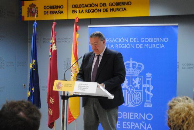 El delegado del Gobierno anuncia un dispositivo especial de refuerzo de la seguridad en las zonas afectadas por los últimos atracos cometidos en viviendas - 1, Foto 1