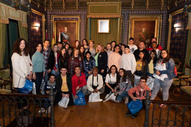 Alumnos de Calasparra visitan Mazarrón - 1, Foto 1