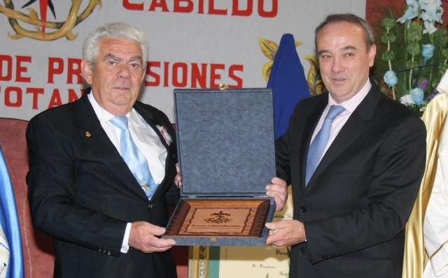 Agustín Sarabia (i) y Roque Murcia (d), Foto 1