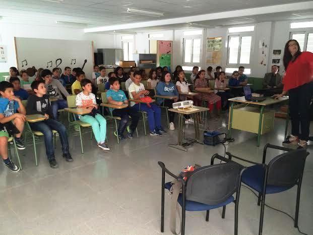 Comienzan las Jornadas de Concienciaci�n Escolar sobre la Tenencia de Animales de Compañ�a en el CEIP La Cruz, Foto 7