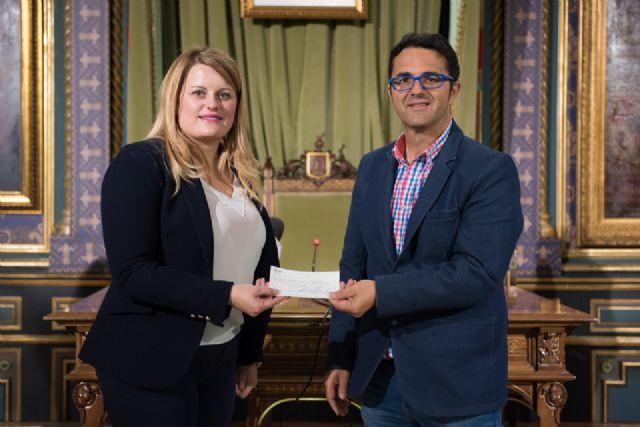 La Federación Española de Enfermedades Raras recibe una subvención municipal de 2.000 euros, Foto 2