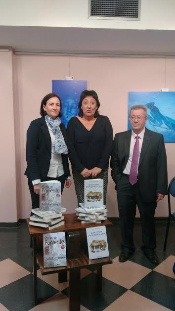 La Asociación Cultural Caja de Semillas continúa la ronda de presentación de libros y autores literarios con motivo del Día del Libro, Foto 2