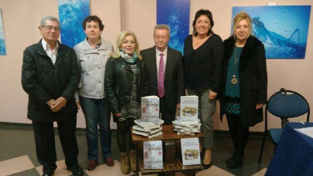 La Asociación Cultural Caja de Semillas continúa la ronda de presentación de libros y autores literarios con motivo del Día del Libro, Foto 3