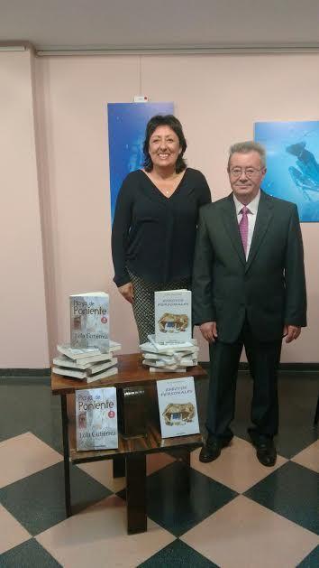 La Asociación Cultural Caja de Semillas continúa la ronda de presentación de libros y autores literarios con motivo del Día del Libro, Foto 4