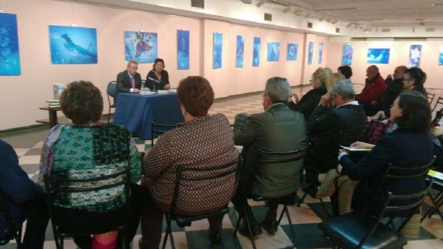 La Asociación Cultural Caja de Semillas continúa la ronda de presentación de libros y autores literarios con motivo del Día del Libro, Foto 6