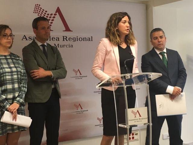 Patricia Fernández: El PSOE vuelve a fracasar en su estrategia judicial de desprestigio contra los cargos del Partido Popular - 1, Foto 1