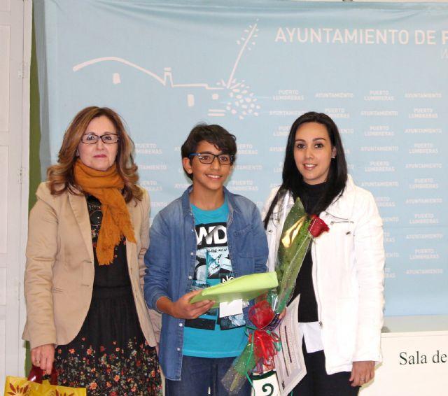 Puerto Lumbreras premia a los mejores lectores del año de la Red de Bibliotecas - 2, Foto 2