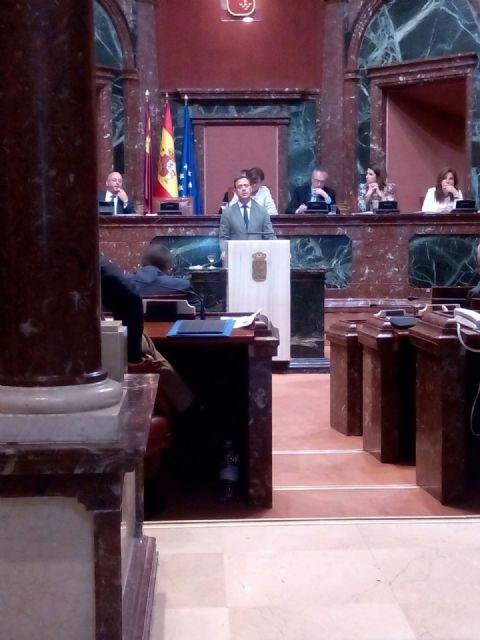 La Asamblea Regional ha aprobado una moción del Grupo Popular apoyando la declaración de la Semana Santa de Yecla, de Interés Turistico Nacional - 1, Foto 1