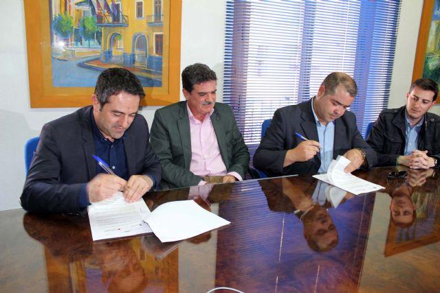 Cruz Roja realizará cobertura de riesgos previsibles en actos organizados por el Ayuntamiento de Alcantarilla - 2, Foto 2