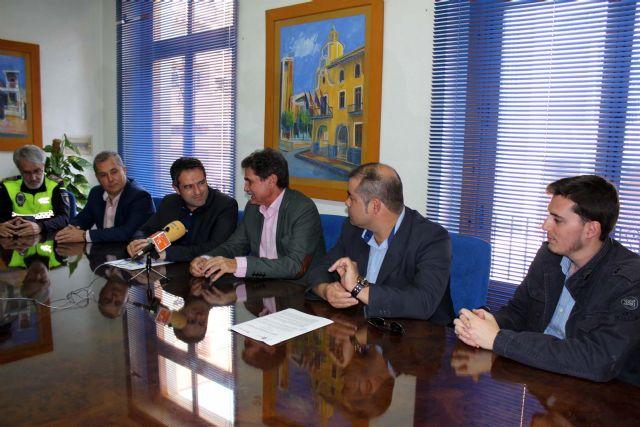 Cruz Roja realizará cobertura de riesgos previsibles en actos organizados por el Ayuntamiento de Alcantarilla - 4, Foto 4
