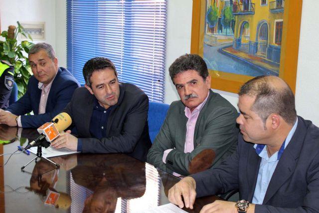 Cruz Roja realizará cobertura de riesgos previsibles en actos organizados por el Ayuntamiento de Alcantarilla - 5, Foto 5