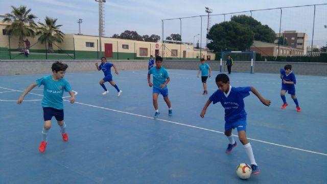 Finaliza la Fase Intermunicipal de los deportes de equipo benjamín y alevín, correspondiente al programa de Deporte Escolar, Foto 3