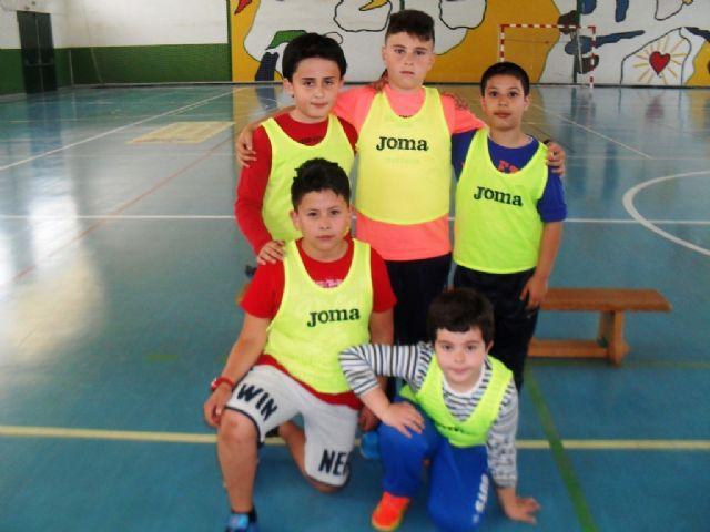 Finaliza la Fase Intermunicipal de los deportes de equipo benjamín y alevín, correspondiente al programa de Deporte Escolar, Foto 7