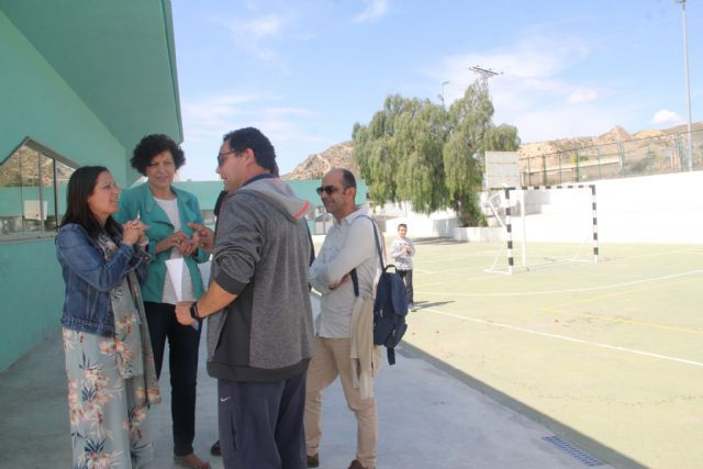 La Comunidad realizará actuaciones de mejora en todos los colegios públicos de Puerto Lumbreras - 1, Foto 1
