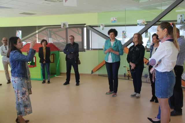 La Comunidad realizará actuaciones de mejora en todos los colegios públicos de Puerto Lumbreras - 2, Foto 2