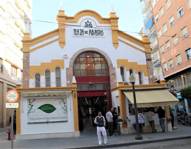 La Plaza de Abastos de San Pedro ya es un bien catalogado por su relevancia cultural - 1, Foto 1
