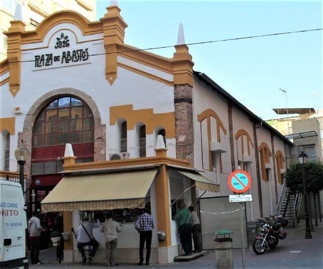 La Plaza de Abastos de San Pedro ya es un bien catalogado por su relevancia cultural - 2, Foto 2