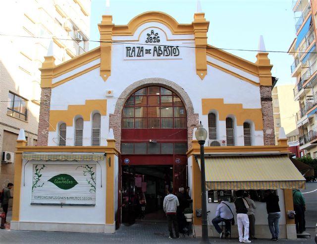 La Plaza de Abastos de San Pedro ya es un bien catalogado por su relevancia cultural - 3, Foto 3