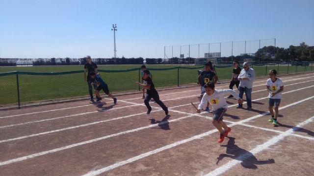 La Fase Local de Atletismo de Deporte Escolar contó con la participación de 60 escolares pertenecientes a las categorías alevín, cadete y juvenil, Foto 7