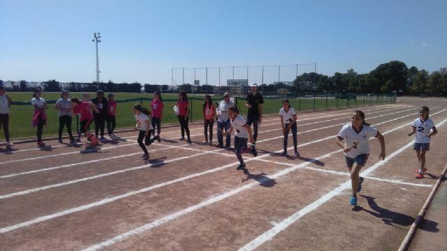 La Fase Local de Atletismo de Deporte Escolar contó con la participación de 60 escolares pertenecientes a las categorías alevín, cadete y juvenil, Foto 8
