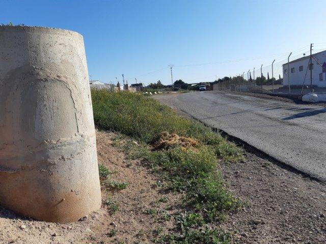 Adjudican la instalación de una tubería de distribución de agua potable en el Camino de Los Sifones, Foto 1