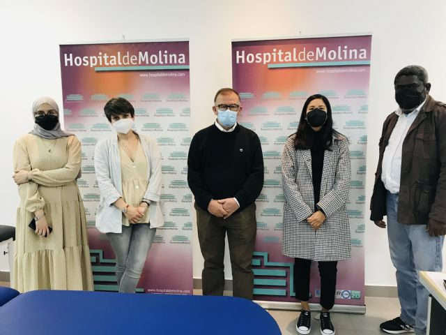 El Hospital de Molina, comprometido con la integración laboral de la diversidad - 1, Foto 1