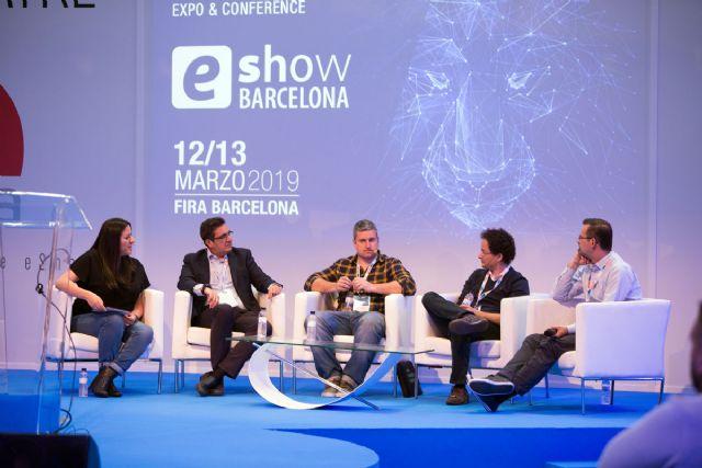 Panel de expertos en E-SHOW Barcelona 2019, Foto 1