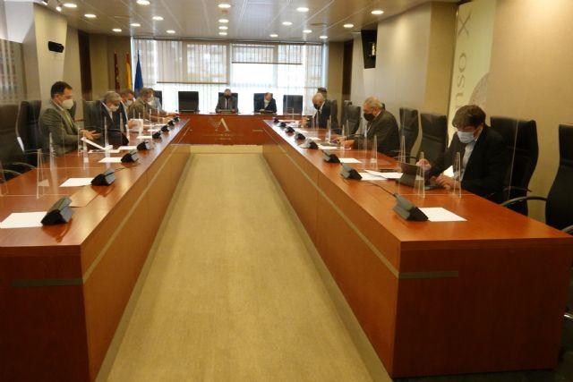 Los presupuestos podrían presentarse el próximo viernes en la Asamblea Regional, Foto 1
