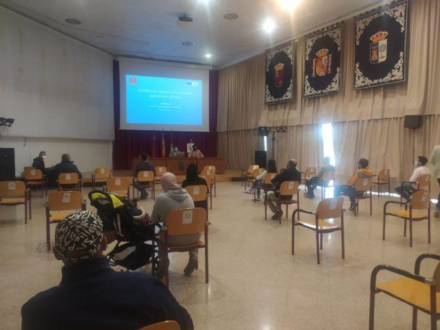 Jóvenes agricultores y ganaderos de Puerto Lumbreras pueden solicitar hasta el 31 de mayo las ayudas convocadas por la Comunidad Autónoma - 2, Foto 2