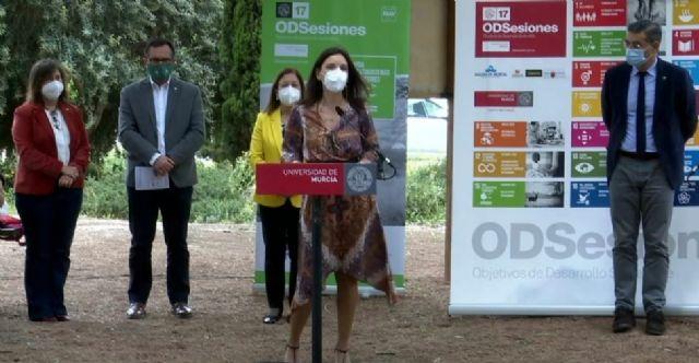 Acto de inauguración del ODS 15 de la UMU sobre la vida de los ecosistemas terrestres, Foto 1
