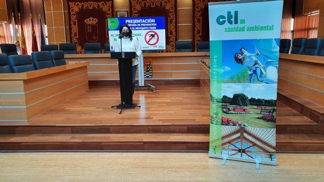 El Ayuntamiento de Molina de Segura promueve la nueva campaña de prevención AL MOSQUITO TIGRE, NI AGUA - 4, Foto 4