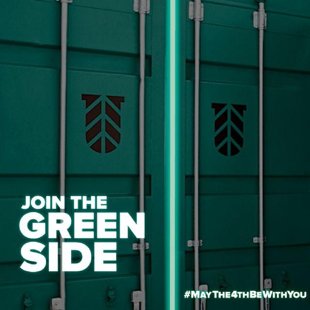 Symborg celebra el movimiento #MayThe4thBeWithYou bajo el lema Unirte al lado verde tú puedes - 1, Foto 1