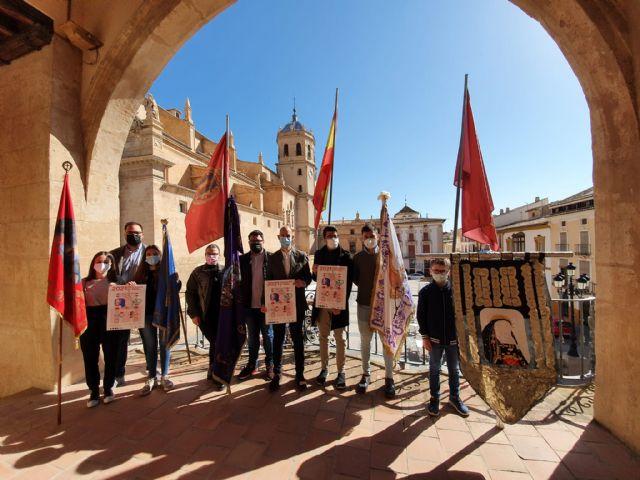 Los jóvenes de las cofradías de Semana Santa organizan junto al Ayuntamiento y el Consejo de la Juventud una exposición para conmemorar la Procesión de Papel 2021 - 1, Foto 1