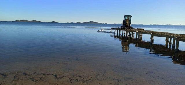 MC: La Fiscalía denuncia la tomadura de pelo del PP con la contaminación del Mar Menor - 1, Foto 1