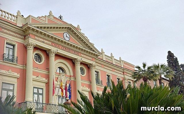 #MurciaMiCiudadEnseña vuelve a llevar a los escolares a los espacios naturales del municipio - 1, Foto 1