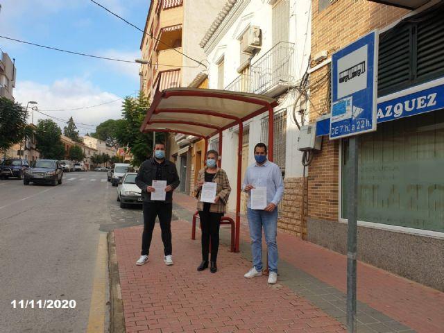 El Grupo Municipal Socialista consigue que se amplíen los horarios de autobuses entre Calasparra y Murcia - 1, Foto 1