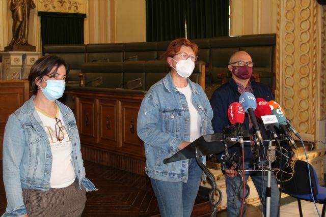 La alcaldesa de Jumilla hace un llamamiento a la calma ante los episodios de violencia en el municipio - 1, Foto 1