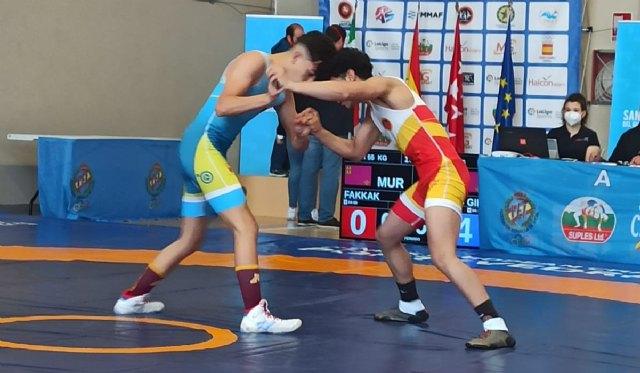 Campeonato de España Junior de Luchas Olímpicas - 1, Foto 1