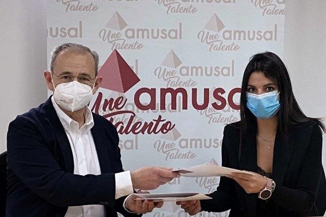 Firma de convenio con el Ayuntamiento de Villanueva del Segura para la creación de empleo a través de las Sociedades Laborales - 1, Foto 1