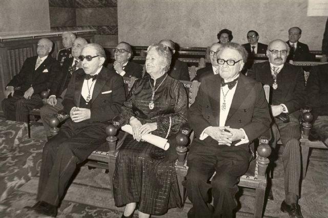 Cartagena conmemora el 25 aniversario de la muerte de Carmen Conde con conferencias y seminarios - 1, Foto 1